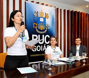 Vestibular Social 2010 PUC Goiás