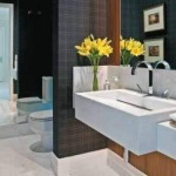 decoração de lavabos pequenos 3