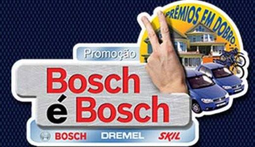 promoção bosch é bosch