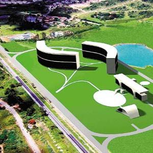 Cidade Administrativa Minas Gerais