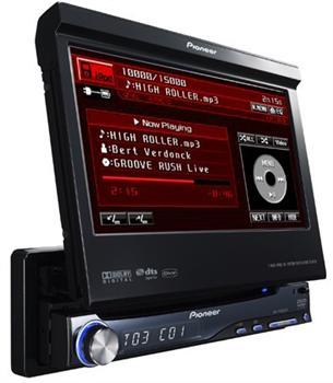 DVD Automotivo Retrátil Barato Napoli Pioneer Sony