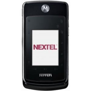 Ferrari Nextel Celular Motorola I9