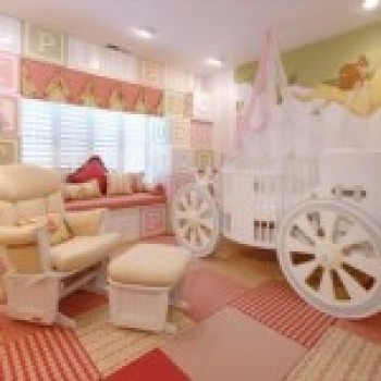 Fotos decoração de quarto bebe masculino e feminino
