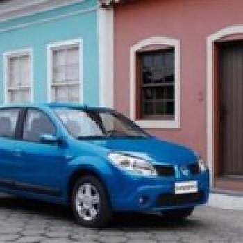 Renault Sandero 2010 Fotos Preços