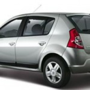 Renault Sandero 2010 Fotos Preços2