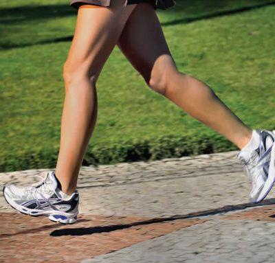 Tênis para corrida e caminhada