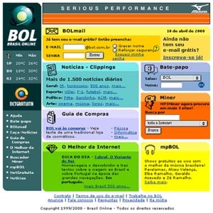 bol.com.br Site do Bol