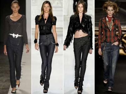 calças jeans moda verão 2011 2
