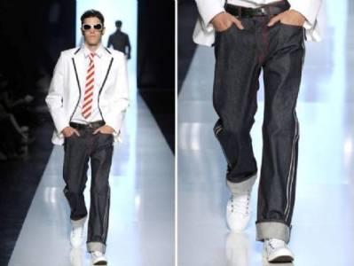 calças jeans moda verão 2011