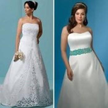 vestido de noiva tomara que caia – fotos 1