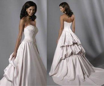 vestido de noiva tomara que caia – fotos 6