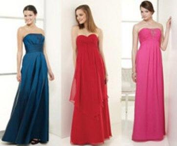 vestidos de madrinha 2010-2011 fotos 1