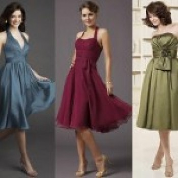 vestidos de madrinha 2010-2011 fotos 2