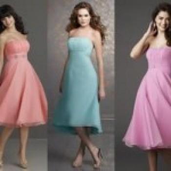 vestidos de madrinha 2010-2011 fotos 5