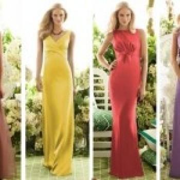 vestidos de madrinha 2010-2011 fotos