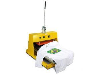 e7a2577f95384 Máquina Para Estampar Camisetas Compacta Print