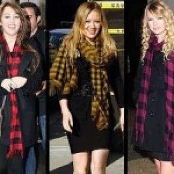 cachecol moda inverno 2010 2011 – fotos 4 Cachecol Moda Inverno 2010 2011   Fotos
