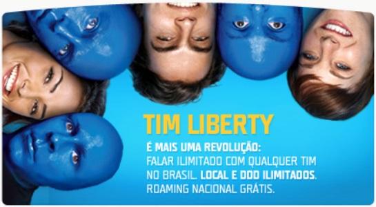 Promoções e Planos Tim Liberty