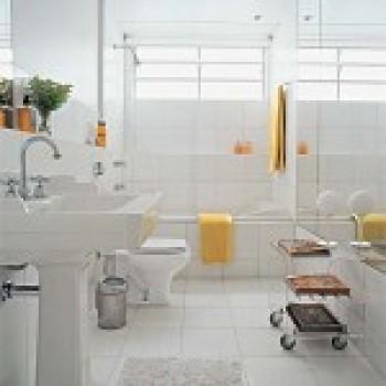 Decoração de Banheiro Pequenos Com Banheiras  MundodasTribos – Todas as trib -> Decoracao De Banheiro Com Banheira Antiga