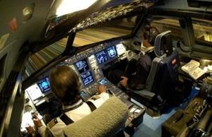 Curso de pilotagem de aviao