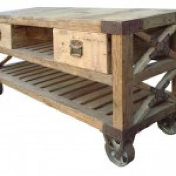 moveis madeira de demoliçao gaveta