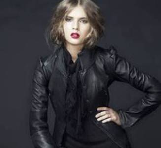casaco de couro feminino fotos modelos 1 Casaco De Couro Feminino   Fotos, Modelos