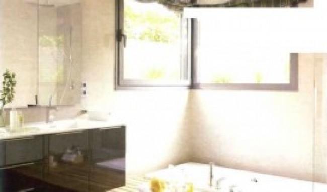 Decoraç u00e3o de Casas de Banho Fotos, Dicas MundodasTribos u2013 Todas as tribos em umúnico lugar  # Decoração De Casas De Banho Em Azul