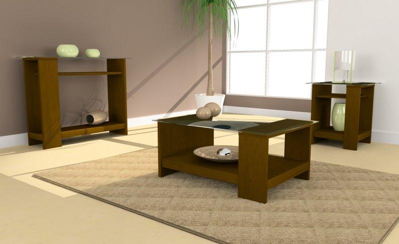 Mesa de canto para sala modelos onde comprar for Modelos de mesas