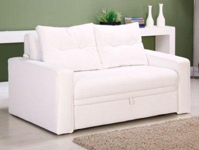 Sof cama barato pre o onde comprar mundodastribos for Sofa pequeno barato