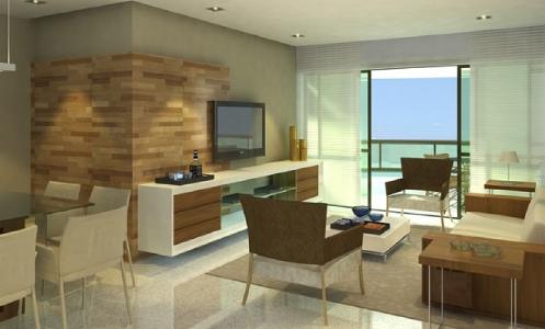 pisos para apartamentos pequenos modelos fotos