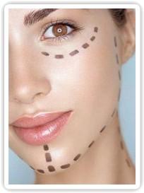 Cirurgia de Lifting Facial, Plástica no Rosto
