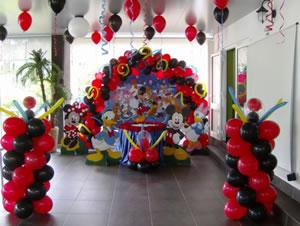 Artigos para decoração de festa