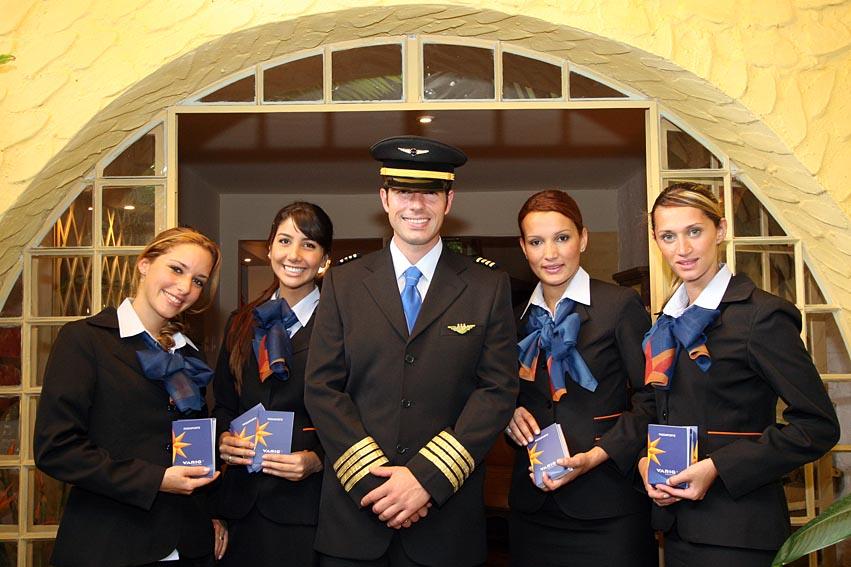 Comissaria de bordo curso