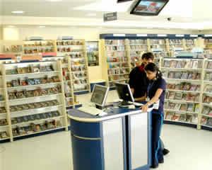 Aluguel de DVD pela Internet