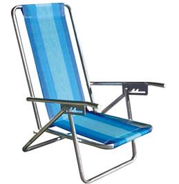 Cadeiras de Praia em Promoção onde Comprar Barato