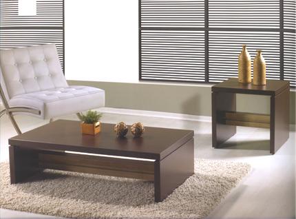 Mesa de centro de madeira modelos for Modelos de mesa de centro