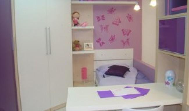 Dormitorio Modulado, Fotos MundodasTribos Todas as  ~ Quarto Solteiro Todeschini
