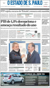 Jornal estadão de São Paulo Como Assinar