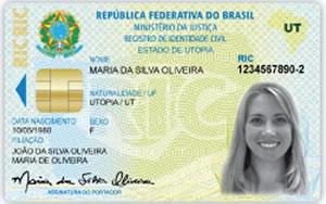 Nova Identidade RIC