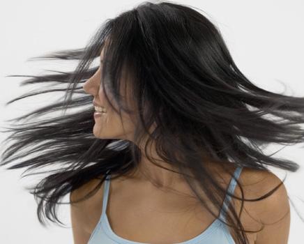 tratamento nos cabelos