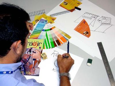 Curso tecnico de design grafico