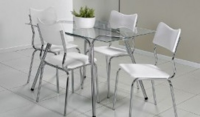 Mesas para cozinha pequena modelos - Mesas pequenas ...