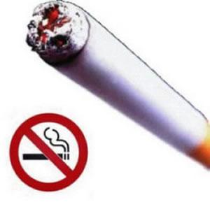 Glândula de tireóide deixei de fumar