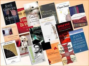 Livros mais Vendidos no Ultimo Ano