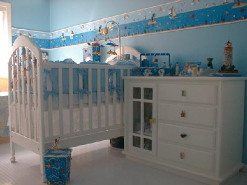 Quarto Para Bebe Masculino Simples ~   se levar em conta na hora de decorar um quarto de beb? masculino ? a