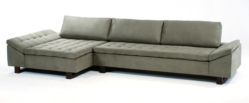 Sof s com chaise em promo o for Sofa 03 lugares com chaise