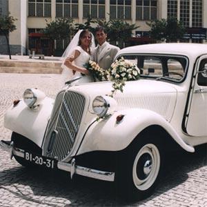Fotos de carros de noiva