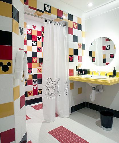 decoracao banheiro homem : decoracao banheiro homem:Mickey Mouse Bathroom Decorating Ideas
