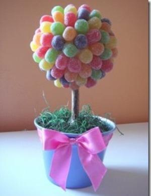 Decora o com bolas de isopor mundodastribos todas as - Bolas transparentes para decorar ...