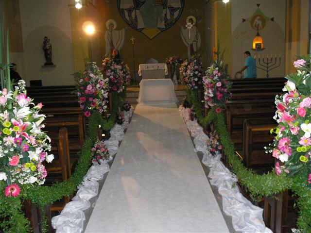 decoracao e casamento:Decoracao De Igreja Para Casamento